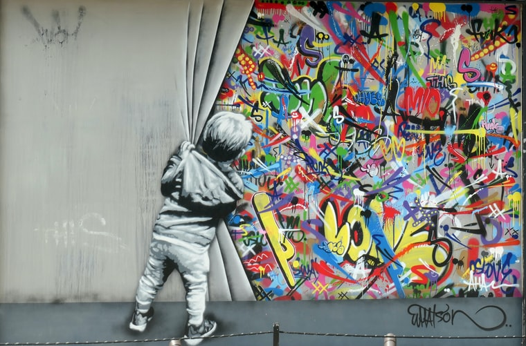 Australian Arts and Culture: Street Art Around Australia